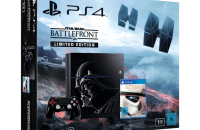Star Wars PS4 & Homeland Limited Edition